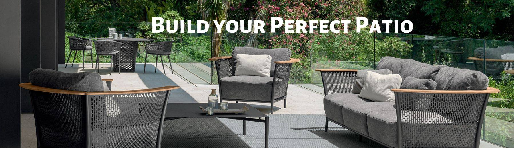 Build your Perfect Patio