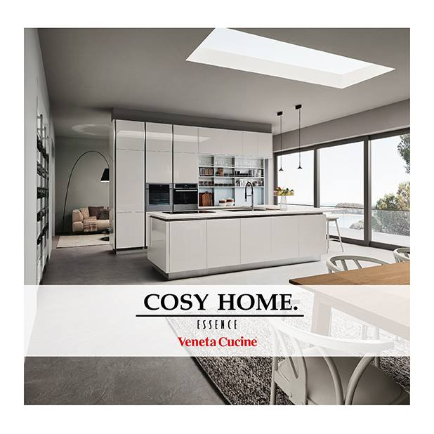 Cosy Home by Veneta Cucine