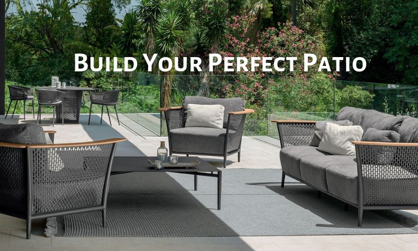 Fino Home Hacks: How to Build your Perfect Outdoor Patio