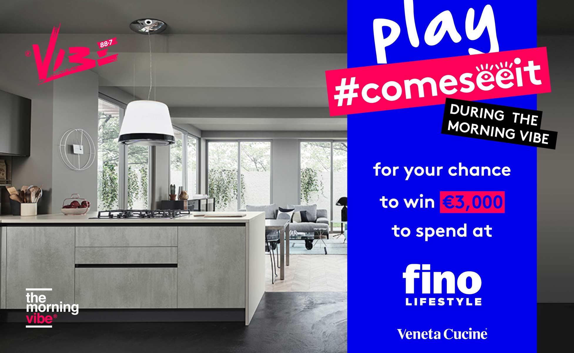 Fino #Comeseeit Competition