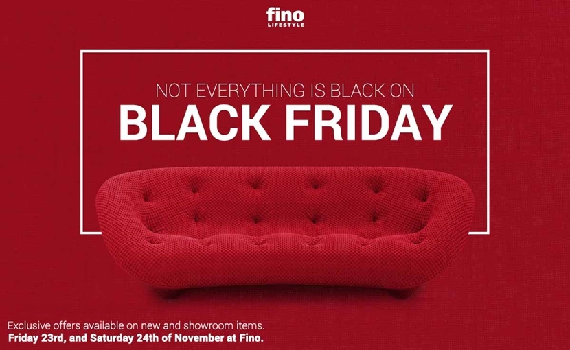 Black Friday at Fino!