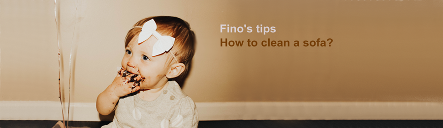 Fino's tips: how to clean a sofa