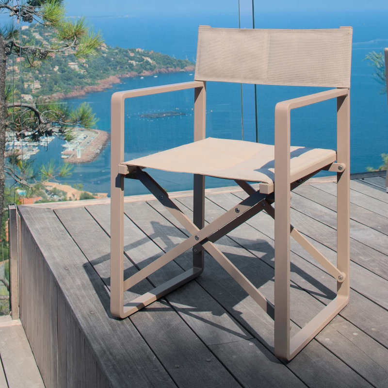 Chic Director Chair By Talenti