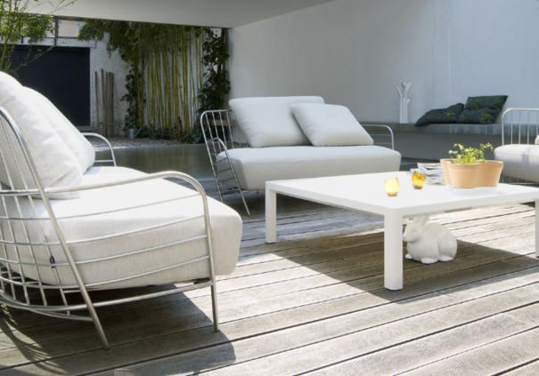 Fino outdoor chairs benches malta for Outdoor furniture malta