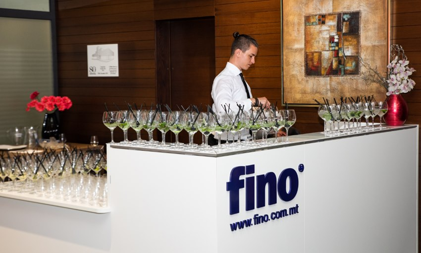 Fino Projects launched a new showroom on Level 1 of Fino buildings in Mriehel