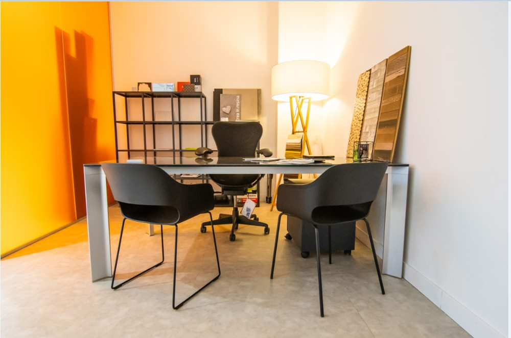 Executive office furniture at Fino Projects