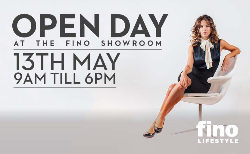The Fino Open Day May 13th