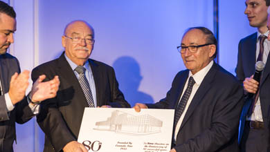 Fino Commemorates 80 Years