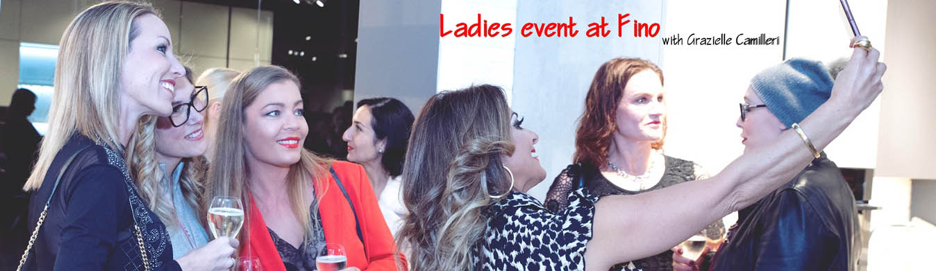 Ladies' social networking event